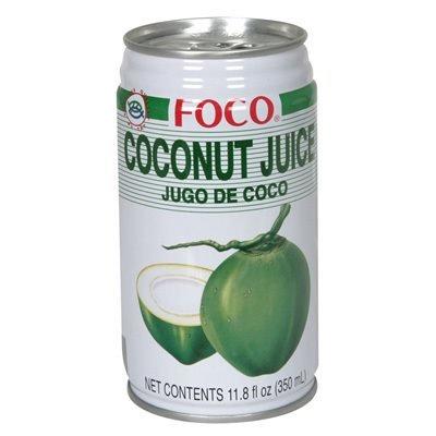 FOCO coconut 24 x 350 ml